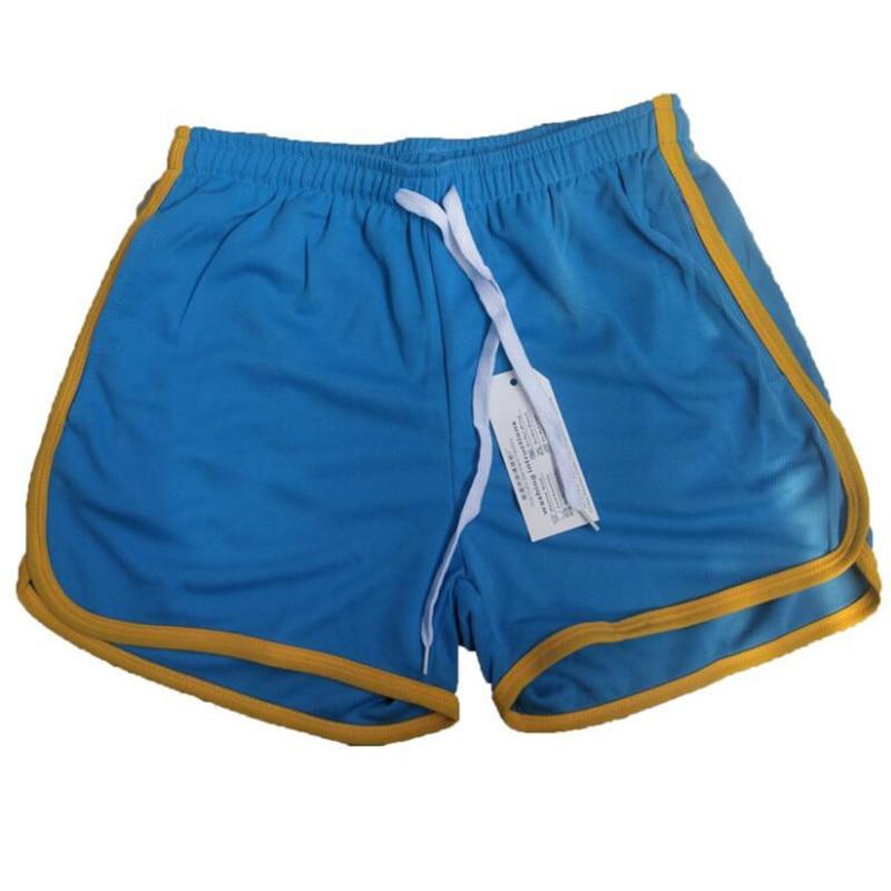 Running Shorts Men Gym Fitness Training GITF Quick Dry Beach Short Pants Male Summer Sports Workout Fitness Bottoms 22
