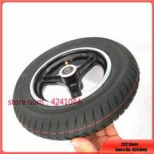 10x2.50 الإطارات و سبائك الألومنيوم عجلة هي مناسبة ل سكوتر كهربائي موازنة سيارة سكوتر كهربائي و Speedway 3