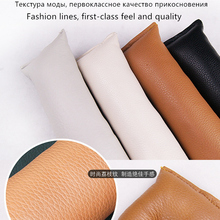 CAR ACCESSORIES UNIVERSAL FIT LEATHER 1PC PU FRONT SEAT GAP STOPPER LEAK PROOF STOP PAD FILLER SPACER MAT CUSHION COVER