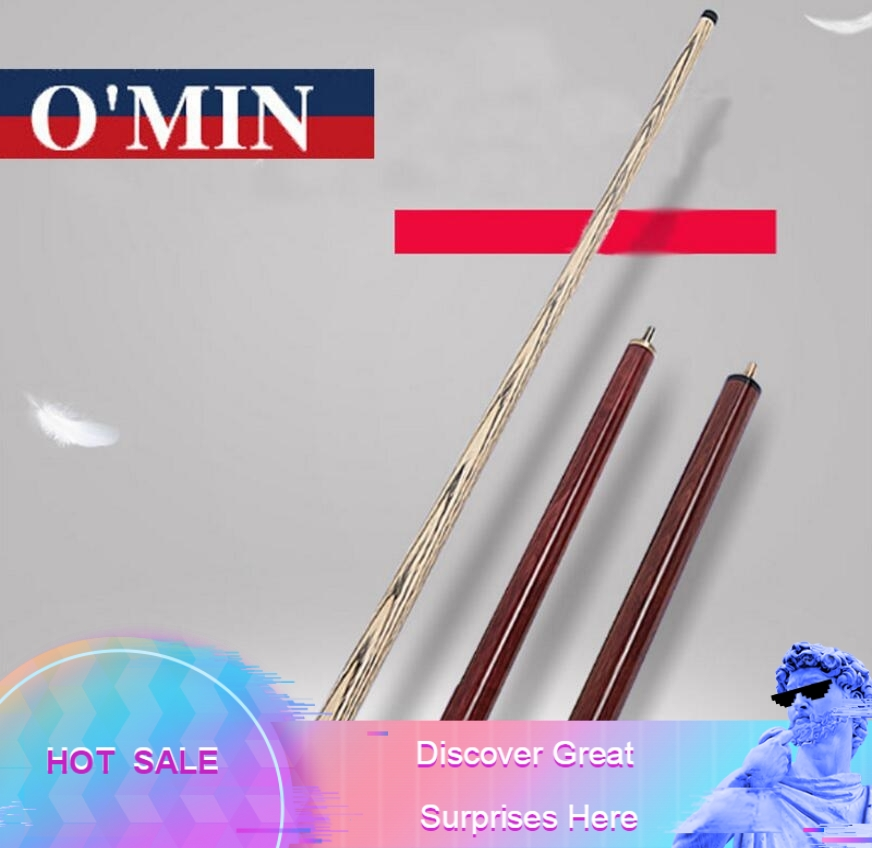 O min Break Punch Jump Cues 140cm Length Billiard Stick Professional High Quality Black Eight Billiard