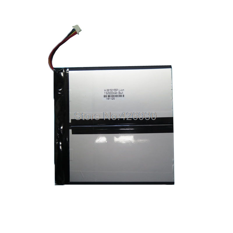 Laptop Battery For Chuwi For Lapbook 12.3 H-38150155P 7.6V 5000MAH 38WH New
