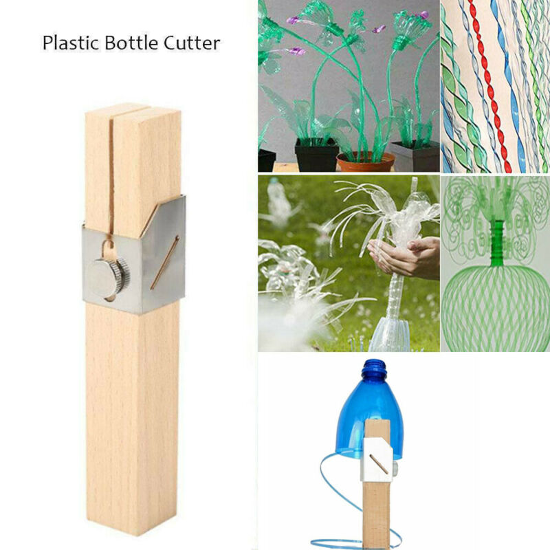 NEW Portable Smart Plastic Bottle Cutter Outdoor Household Bottles Rope Tools DIY Craft Bottle Rope Cutter Dropshipping