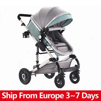Składany wózek dziecięcy wysokie światło krajobrazu waga przenośny wózek podróżny wózek dziecięcy noworodek dziecięcy wózek nosidło wózek dziecięcy tanie i dobre opinie copsean W wieku 0-6m 7-12m 13-24m 25-36m 4-6y CN (pochodzenie) Numer certyfikatu 25 kg 0-5 Years Baby Stroller