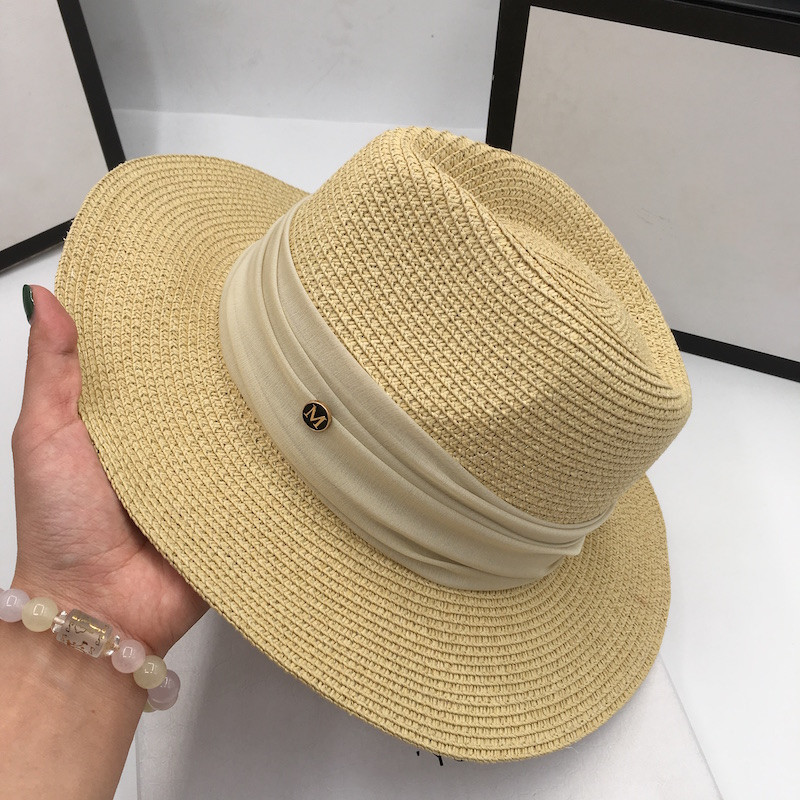 Image 4 - Korean straw heart sun hat elegant fashion all purpose small fresh grass hat holiday folding sun hat-in Women's Sun Hats from Apparel Accessories