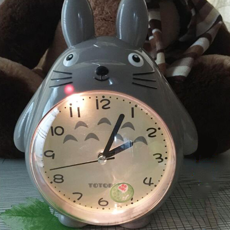 Cute Totoro Alarm Clock 1