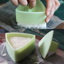 DIY Sushi Mold-Maker Bento-Accessories Seaweed-Rice-Ball Food-Press Kitchen Triangle