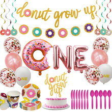 Donut-Stands Wall-Mount Wooden Wedding-Party-Decoration Birthday-Party Home for Collectio