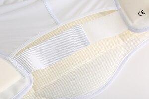 Image 4 - Wkf certificação smai karate protetor de peito karate extremo protetor de peito boxe protetor de peito karate protetor de peito