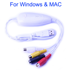 Image 1 - Nâng Cấp Hình USB Card Bắt Analog Video Âm Thanh Định Dạng Kỹ Thuật Số Cho Windows 7 8 10 & Mac OS,win10 8 Mm Video Băng Cassette