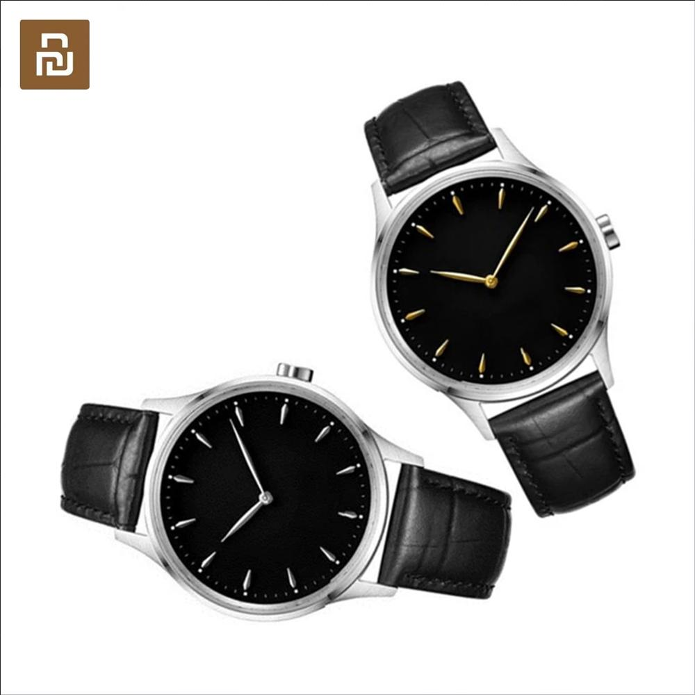 New Youpin TwentySeventeen Smart Watch 5ATM Dual Time Display Waterproof Wristwatch Bluetooth Wtih APP Heart Rate Detection