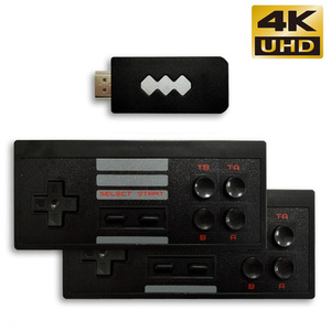 Y2 4K HDMI USB Wireless Handheld TV Video Game Console Build In 600 Classic Game 8 Bit Mini Video Console Support AV/HDMI Output