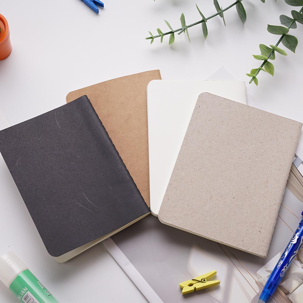 Modern Solid Color Mini Blank Graffiti Sketch Book Notebook Journal Supply School Student Book Gifts Diary Office Stationer J8C9