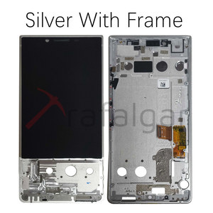 Image 4 - Per BlackBerry Key2 Display LCD Touch Screen Digitizer Assembly Key2 Dello Schermo Con Cornice Per Blackberry Chiave 2 Schermo LCD KeyTwo