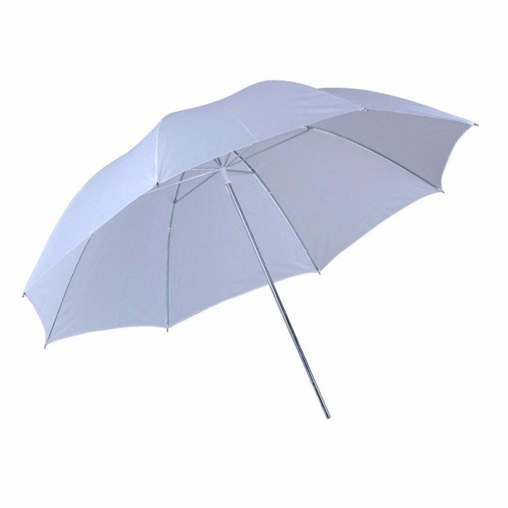 "33"" Photo Studio Video Soft Umbrella Photography Translucent White Flash Light Diffuser Umbrella Camera Accessories"