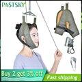 Подвесное устройство для исправления шейного отдела позвоночника, массажер для облегчения боли в шее, хиропрактика, комплект для вытяжки ш...