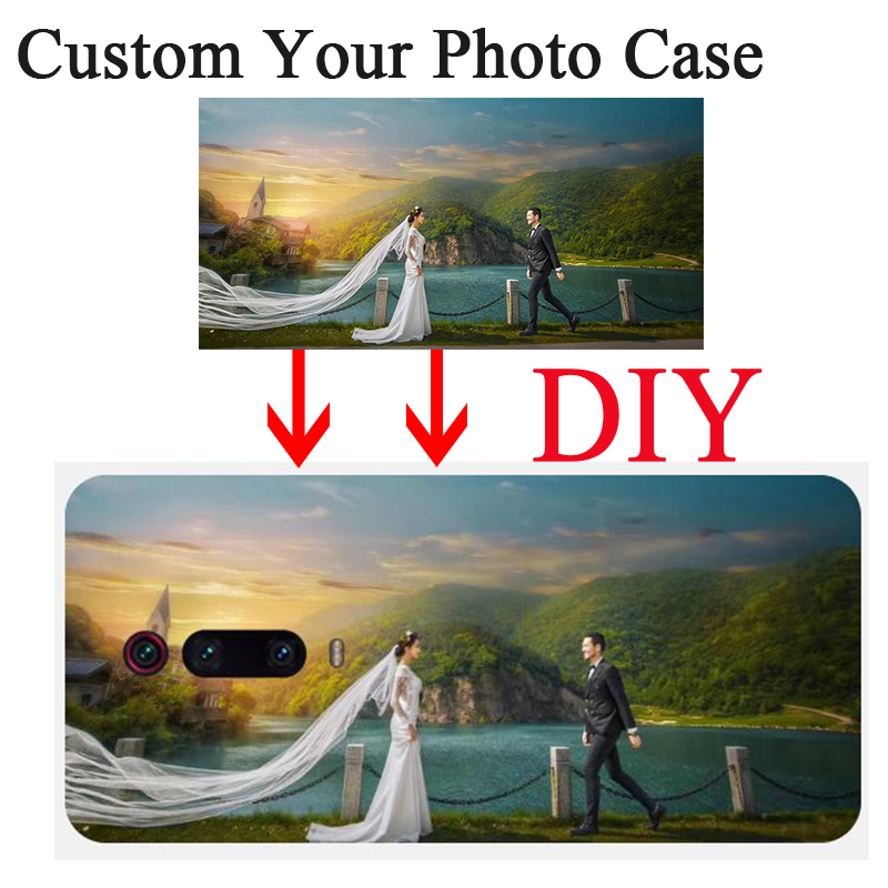 DIY Custom Photo Name Case For Oneplus 9 Pro 8 7 6 6T 5 5T 3T Customized Picture Cover For One plus 6 7 8T Oneplus 7 Pro Fundas