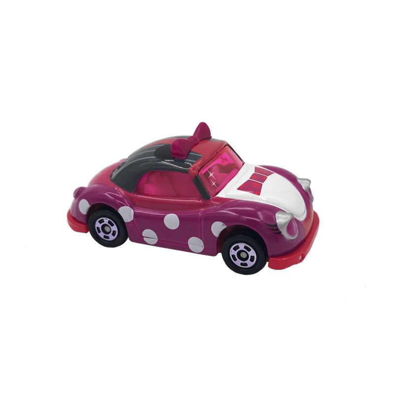 7 سنتيمتر سيارات ديزني بيكسار البرق ماكوين ميكي ميني ويني سندريلا اليقطين سيارة ديكاست اللعب طراز سيارة من المعدن هالوين هدية