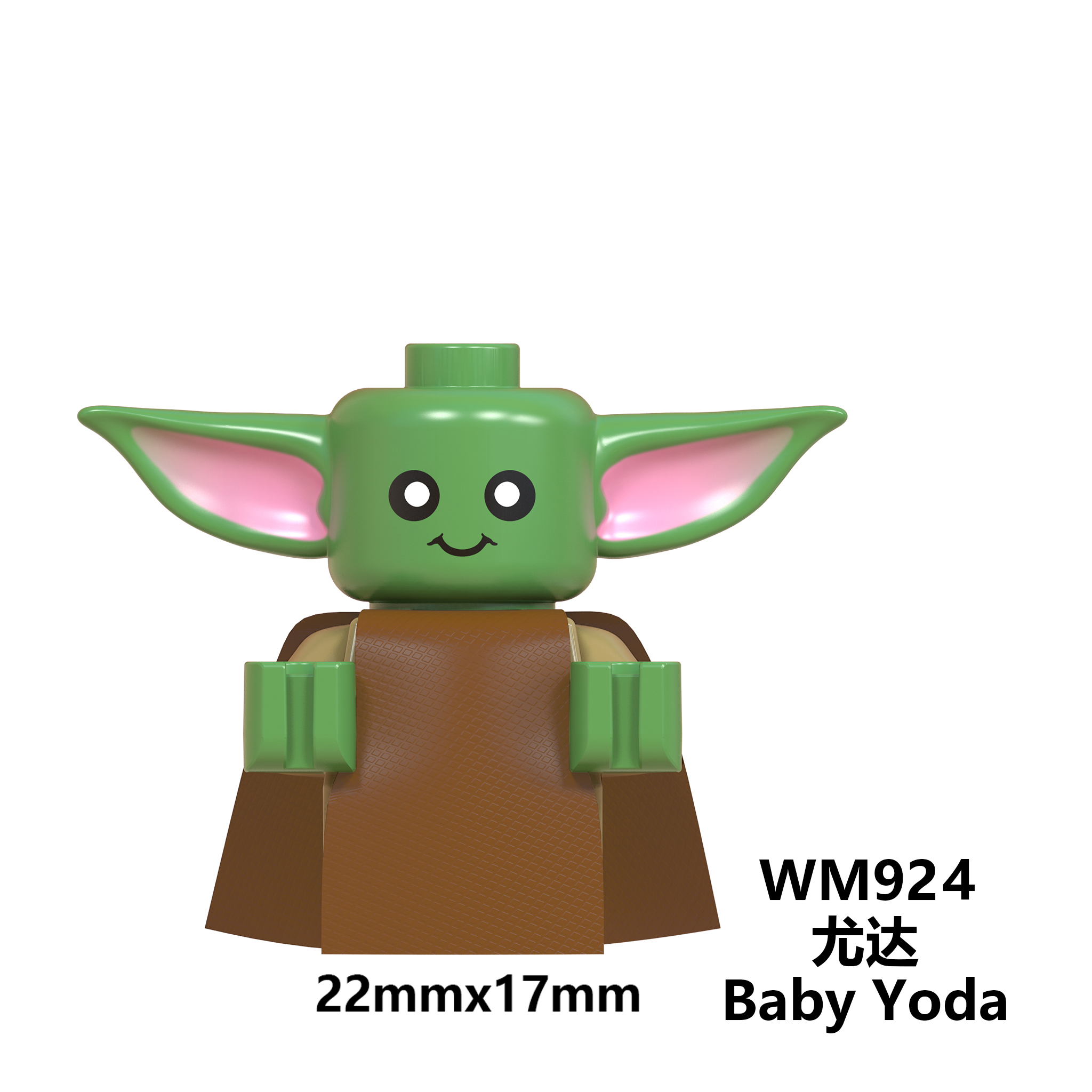 baby Yoda Mandalorian  naves Star  rise of skywalker Wars 9 Kylo Rened starwars Building Blocks Toys|Blocks| |  - title=