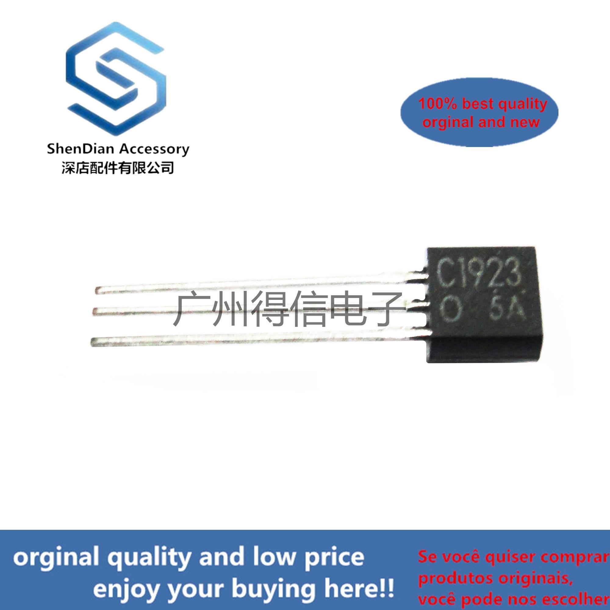 30pcs 100% Orginal New 2SC1923O C1923 TO-92 Real Photo