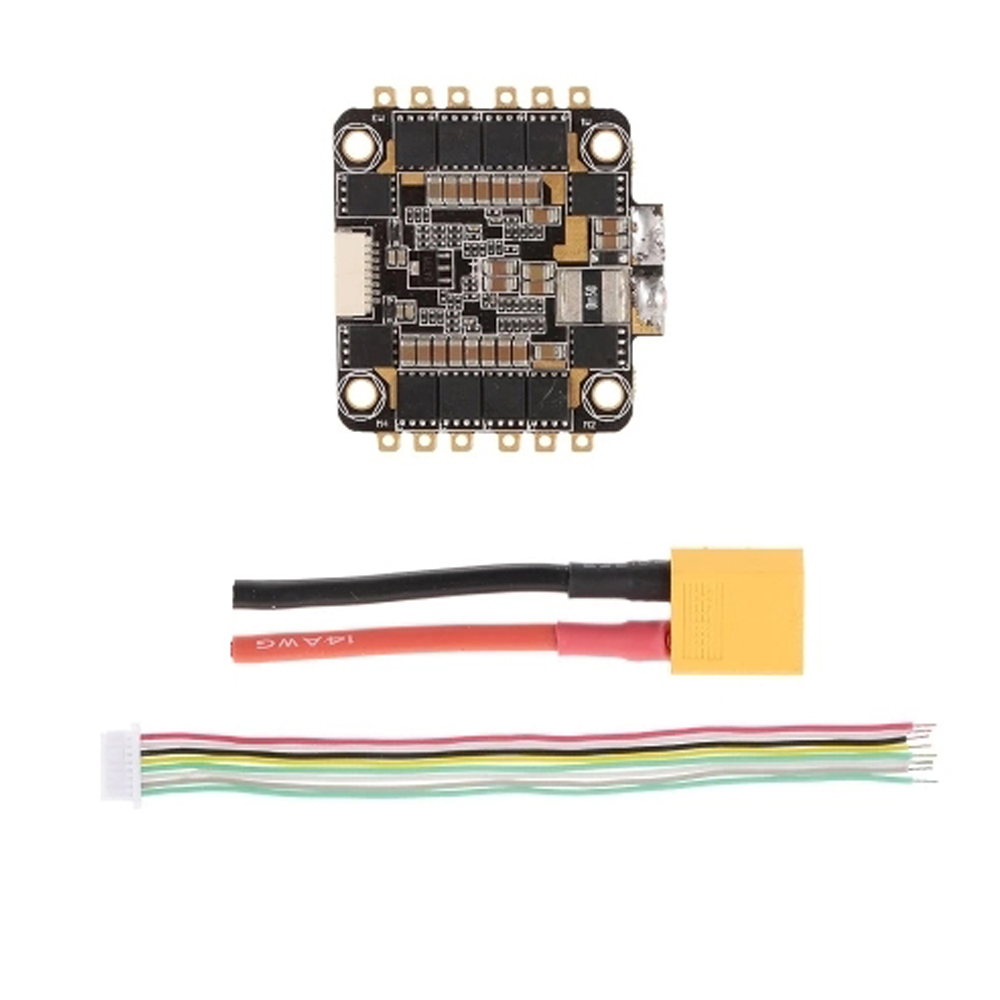 Rcharlance 35A 4 IN 1 BLHeli_S Dshot600 2-6S ESC For RC Drone FPV Racing Multi Rotor
