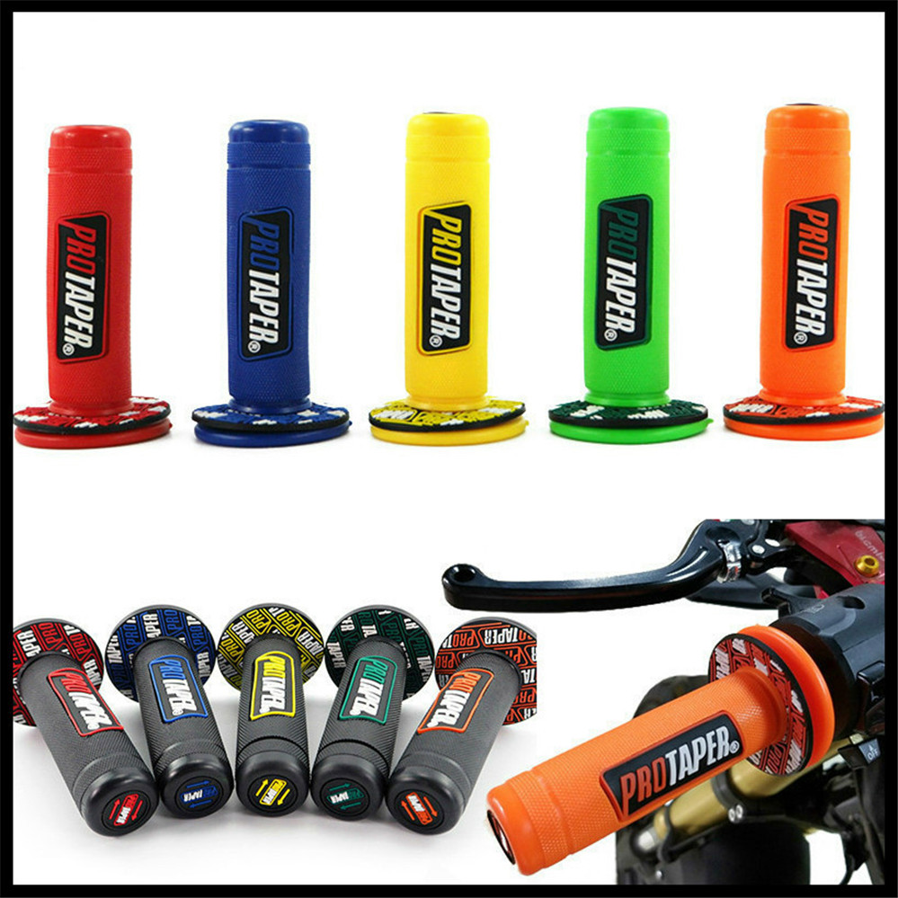 22mm Motorcycle Handle Handlebar Grip Cover For KTM SMC SMCR EnduRo R MC-R Duke 640 LC4 Supermoto AdventuRe 990