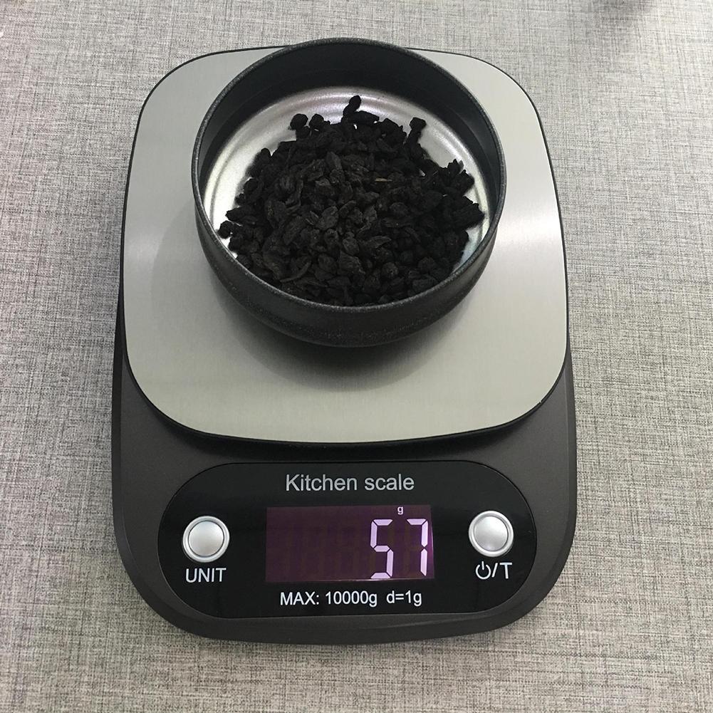 Цифровые весы с ЖК-дисплеем 10 кг/1 г, высокоточные кухонные весы для взвешивания продуктов, измерительный инструмент-0