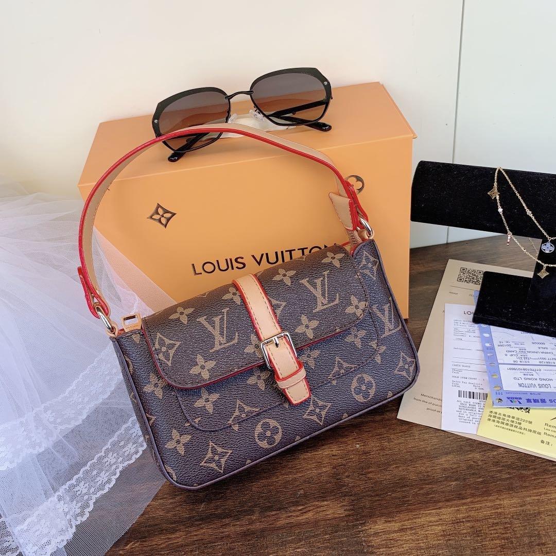 2020 Luxury Female Designer Shoulder Bag Leisure Tote For Lady Shoulder Bag 2007