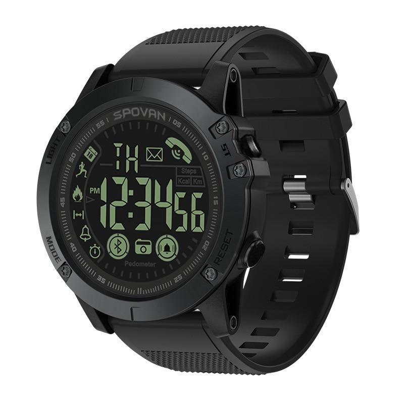 Smart Watch PR1 Super Long Standby Cross Border Popular IP68 Step Motion Bluetooth Smart Electronic Watch Manufacturer