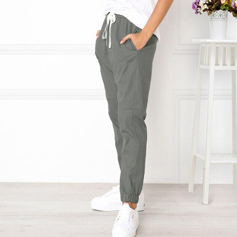 Ropa De Mujer Nuevo Mujeres Cintura Alta Pantalones Haren De Hip Hop Suelto Largo Cadena Casual Pantalones Vaqueros Ropa Calzado Y Complementos Aniversarioqroo Cozumel Gob Mx