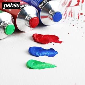 Pebeo XL Studio Oil Colour Paint 37ml for Artists Huile Fine Link 4