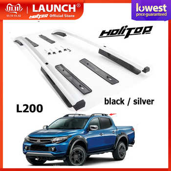 New arrival roof rack roof rail roof bar for Mitsubishi L200 TRITON,excellent ISO9001 quality,superior 7075 class aluminum alloy - DISCOUNT ITEM  35% OFF All Category