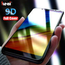 9D Full Cover Tempered Film For Xiaomi mi A1 A2 5X 6X MIX 2S 3 Screen Protector For Redmi 6 6A Note 4 4X 5A 16 32 64 GB S2 4A GO(China)