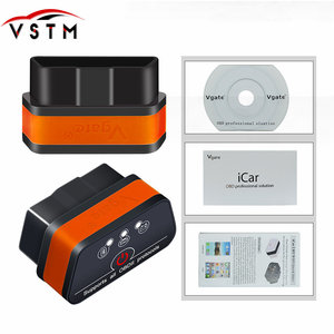 ICar2 ODB 2 ELM327 Bluetooth or Wifi OBD2 Auto Diagnostic Scanner for Android IOS OBD2 Scanner EML 327 Wifi Auto Diagnosis