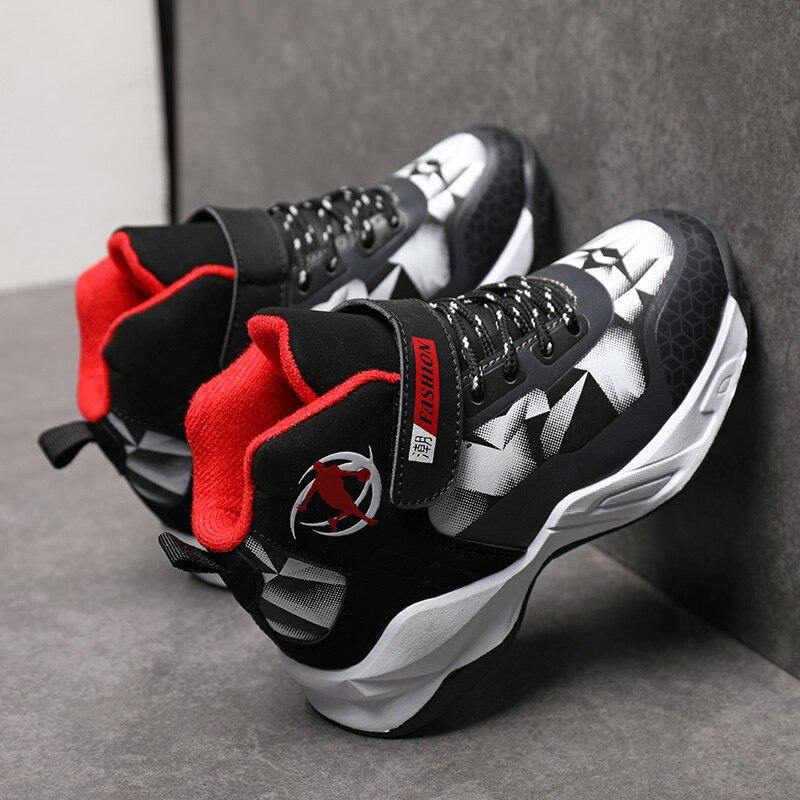 Boys Fashion Basketball Shoes Jordan