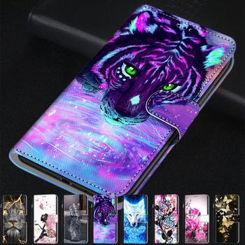 For Xiaomi Redmi Note 4 4X 3 8 Case TPU Cartoon PU Leather Flip Phone Cases For Xiaomi Redmi Note 5 8 Pro Case Lovely Cover Capa