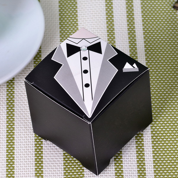 Wedding Decoration Bride Groom Candy Boxes Wedding Favor And Gifts Paper For Mariage Wedding Decoration Dragees Boxes
