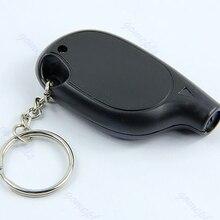 Мини-брелок для ключей с ЖК-дисплеем Цифровой Датчик давления воздуха в шинах Fr автомобильный мотоцикл