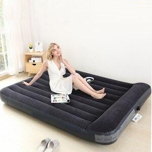 Air cushion mattress pneumatic