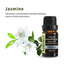 10ml Jasmine Essential Oils For Reduce Anxiety Relax Fragran