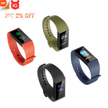 "Xiaomi Redmi Band Smart Wristband Fitness Bracelet Multiple Dial 1.08"" Color Touch Screen Sleep Heart Rate Music 5ATM"