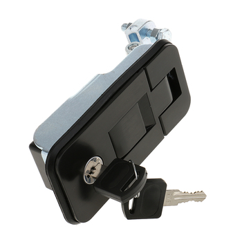 Compression Lock Latch BLACK -LARGE (10 PACK) - Toolbox Camper Trailer Truck