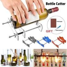 2020 New Glass Bottle Cutter Tool Stainless Steel+Acrylic For Glass Bottle-Cutter Adjustable Glass Bottle Machine DIY Cut Tools diy glass bottle cutter