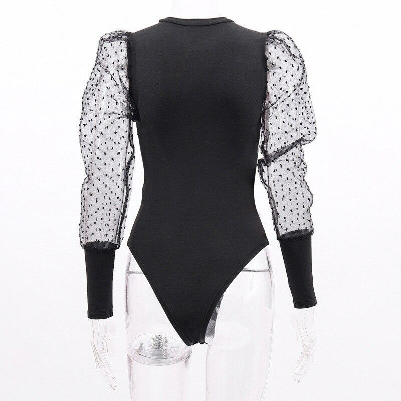 puff sleeve bodysuit women10