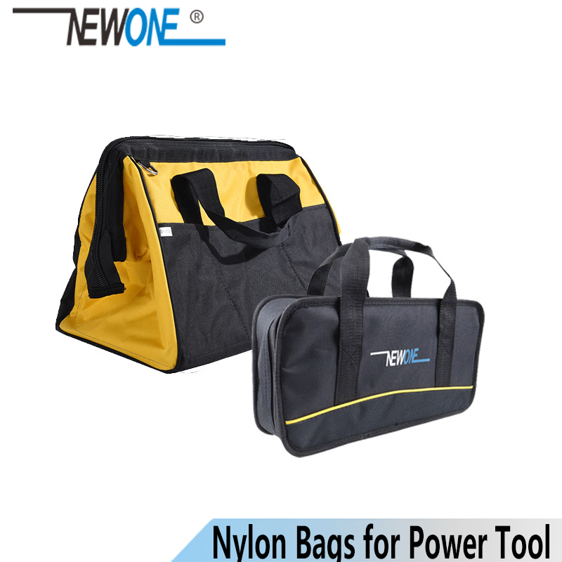 NEWONE Nylon Bags For Power Tool To Put Angle Grinder, Oscillating Tool, Reciprocating Saw