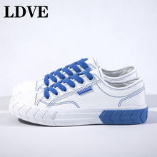 Luxury 2019 Hot Women Vulcanized Shoes Black Red Sneakers Ladies Lace-up Casual Breathable Walking Canvas Graffiti Flat