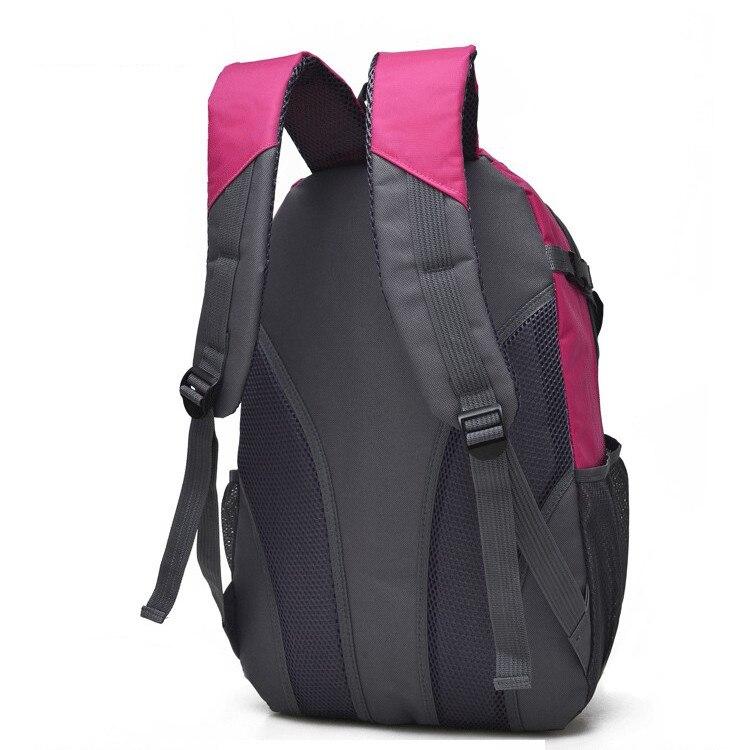 mochila oxford pano estudante casual multifuncional mochila respirável para ao ar livre