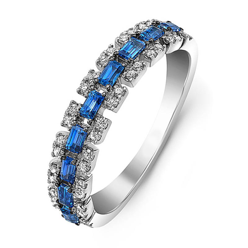 Huitan Delicate Style Women Ring Fashion Jewelry Dazzling CZ Girl Party Elegant Accessories Daily Wearable Ring Anniversary Gift