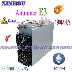 Eth Ethereum Minatore Antminer E3 190MH/S Asic Ethash No Psu Eth Ecc Macchina Mineraria Meglio di S9 S9i t9 Innosilicon A10 A7 M3 M10(China)