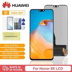 Original pour Huawei Honor 8X LCD écran tactile Honor 8X LCD numériseur assemblée JSN-AL00 L22 L21 affichage cadre de remplacement