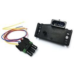3 Bar Map czujnik ciśnienia bezwzględnego w kolektorze Turbo Boost wtyczka przewodu Pigtail 12223861 dla cadillaca Chevrolet Pontiac Buick|Czujniki ciśnienia|   -